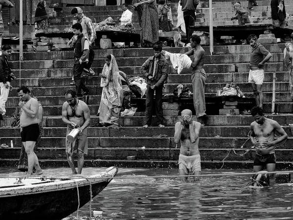 Photograph - Ganges River by M G Whittingham
