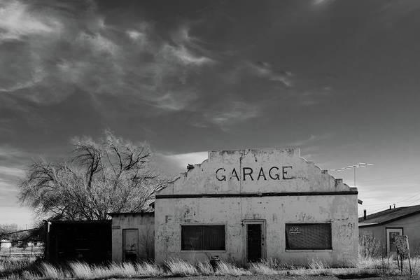 Wall Art - Photograph - Garage by Joseph Smith