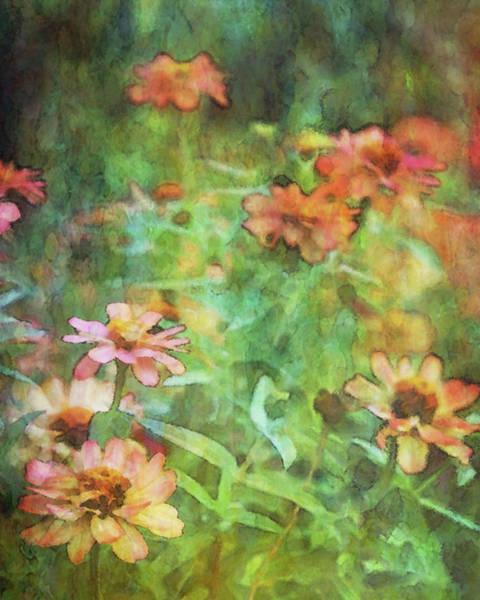 Photograph - Garden After The Rain 4784 Idp_2 by Steven Ward