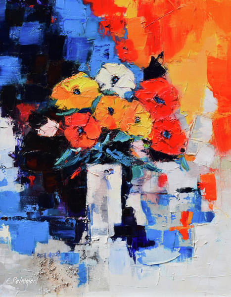 Painting - Garden Bouquet by Elise Palmigiani