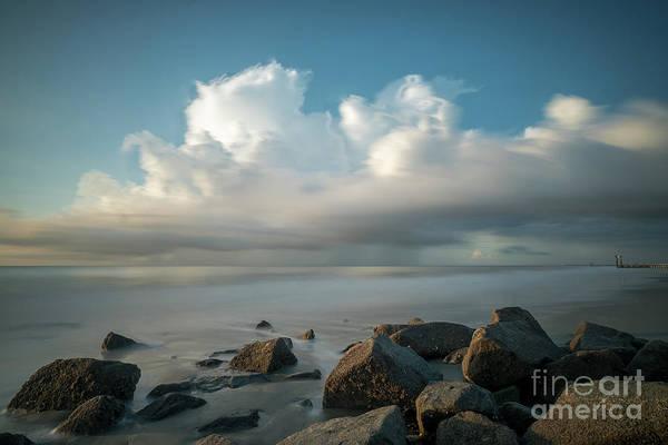 Atlantic City Photograph - Garden City Beach 2 by DiFigiano Photography
