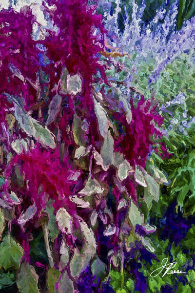 Painting - Garden Delights by Joan Reese
