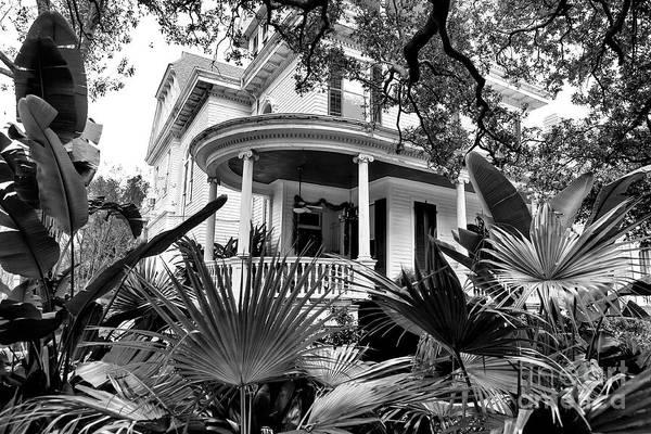 Wall Art - Photograph - Garden District Living New Orleans by John Rizzuto