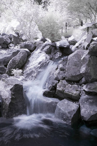Photograph - Garden Falls by Mike Irwin
