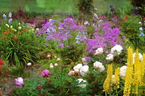 Photograph - Garden Fun by Thom Zehrfeld