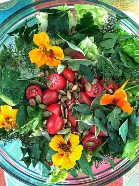 Photograph - Garden Goodness by Jill Love
