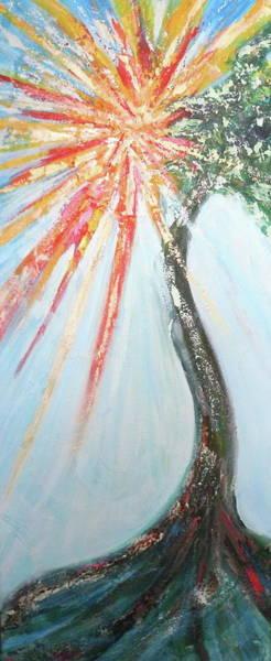 Painting - Garden Of Eden by Deborah Brown Maher