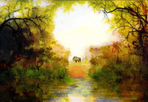 Painting - Garden Of Eden by Valerie Anne Kelly