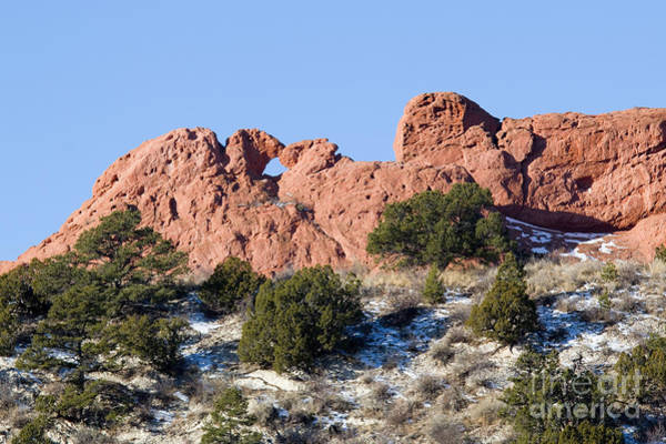 Photograph - Garden Of The Gods And Kissing Camels by Steve Krull