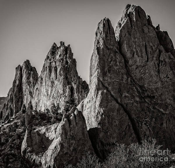 Wall Art - Photograph - Garden Of The Gods by Charles Dobbs