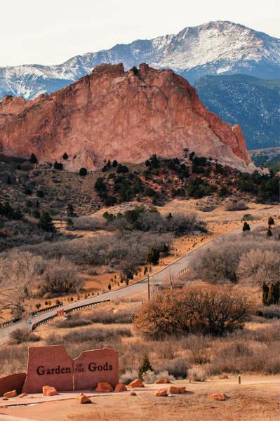 Photograph - Garden Of The Gods - Colorado Springs Co by Gregory Ballos