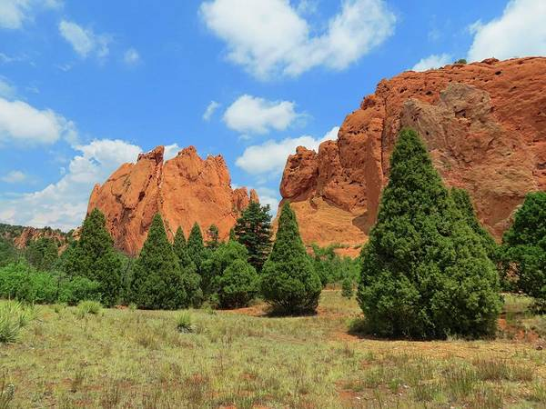 El Paso County Photograph - Garden Of The Gods by Connor Beekman