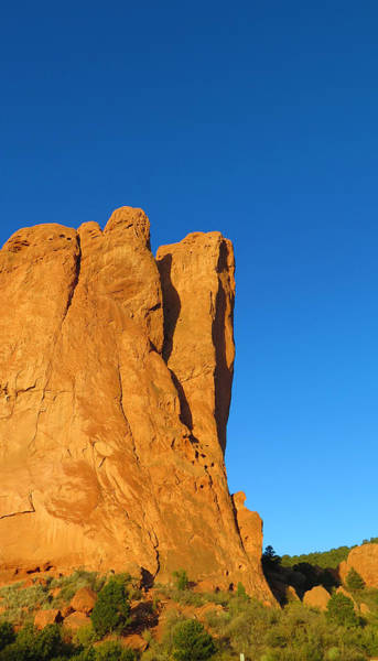 Photograph - Garden Of The Gods One by Sean Parnell