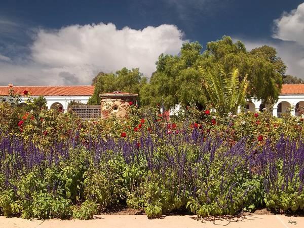 Photograph - Gardens Of San Luis Rey - California by Glenn McCarthy Art and Photography