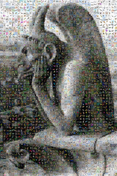 Gargoyle Digital Art - Gargoyle by Gilberto Viciedo
