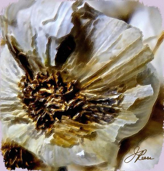 Painting - Garlic by Joan Reese