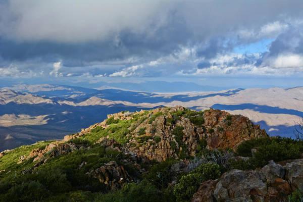 Photograph - Garnet Peak San Diego by Kyle Hanson