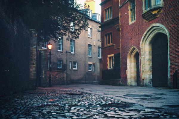 Photograph - Garret Hostel Lane by James Billings