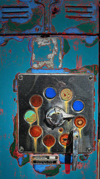 Gas Or Diesel Art Print