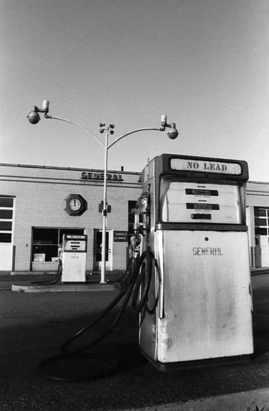 Photograph - Gas Station Somerville Ma by Joy McKenzie