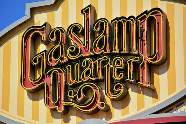 Photograph - Gaslamp Quarter San Diego by Kyle Hanson