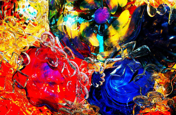 Photograph - Gass Art by Susan Vineyard
