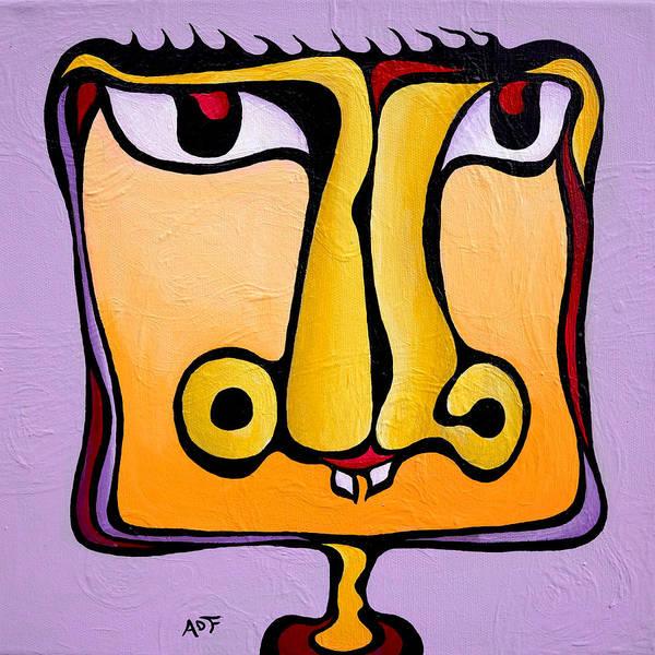Painting - Gaston Gusher by Amy Ferrari