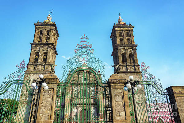 Wall Art - Photograph - Gate And Cathedral by Jess Kraft