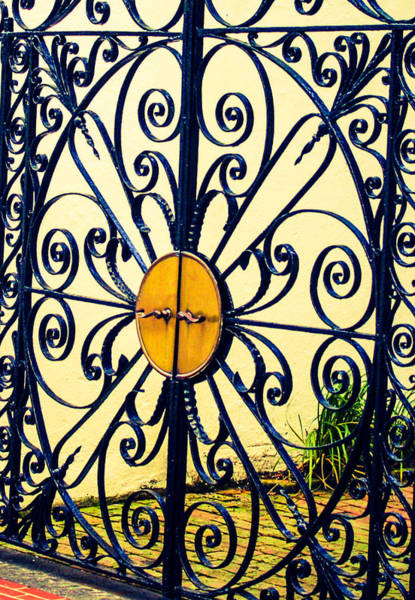 Photograph - Gate Charm 2 by Stacey Rosebrock