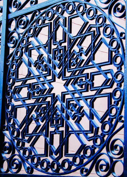 Photograph - Gate Charm 3 by Stacey Rosebrock
