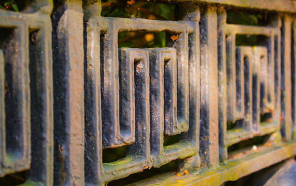 Photograph - Gate Charm by Stacey Rosebrock