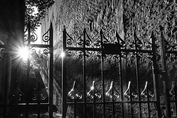 Photograph - Gated Sunrises by Glenn DiPaola