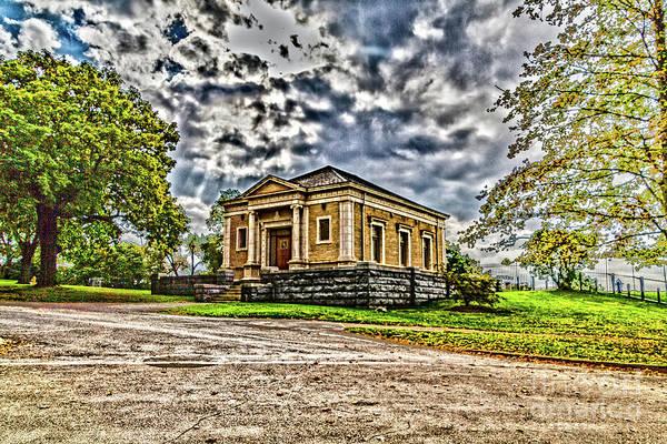 Photograph - Gatehouse by William Norton