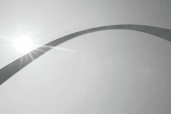 Wall Art - Photograph - Gateway Arch IIi by Hyuntae Kim