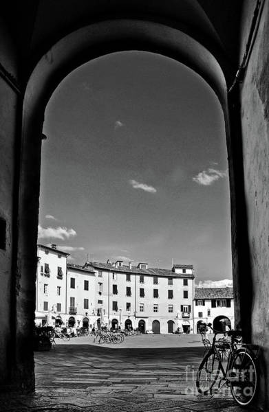 Photograph - Gateway To The Romantic Piazza  by Carlos Alkmin