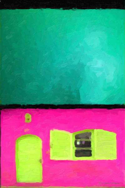 Digital Art - Gateways And Portals No. 4 by Serge Averbukh