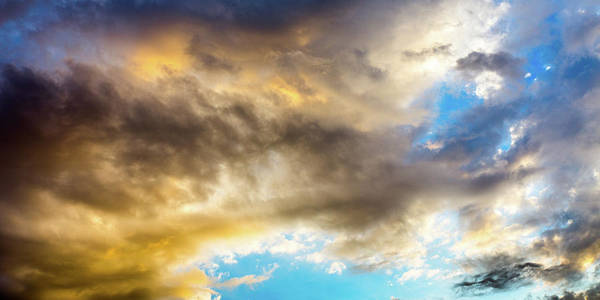 Photograph - Gathering Storm At Sunrise by SR Green