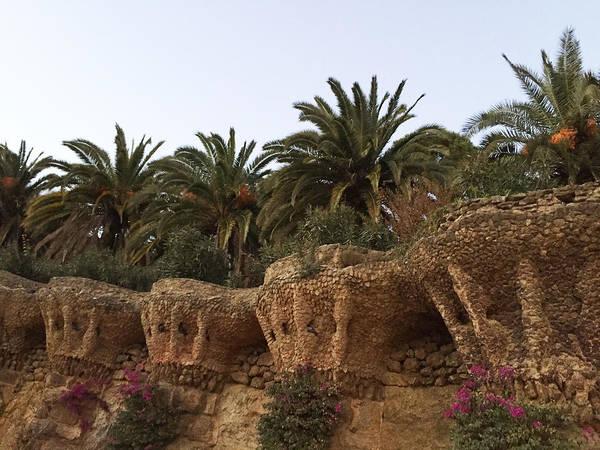 Photograph - Gaudi's Dream - Barcelona by Susan Hendrich
