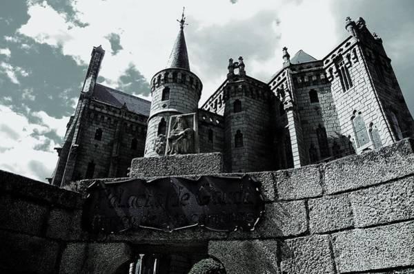 Photograph - Gaudi's Palace by HweeYen Ong