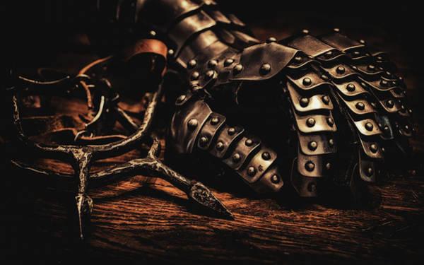 Wall Art - Photograph - Gauntlet And Spurs by Hans Zimmer