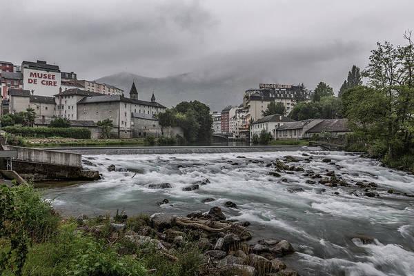 Grottos Photograph - Gave De Pau Lourdes by Everet Regal