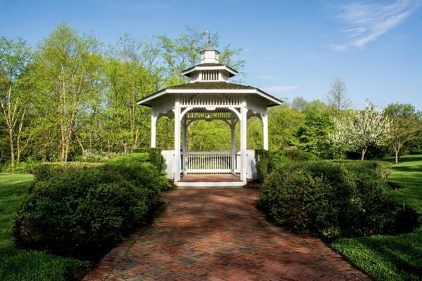 Photograph - Gazebo by Angie Tirado