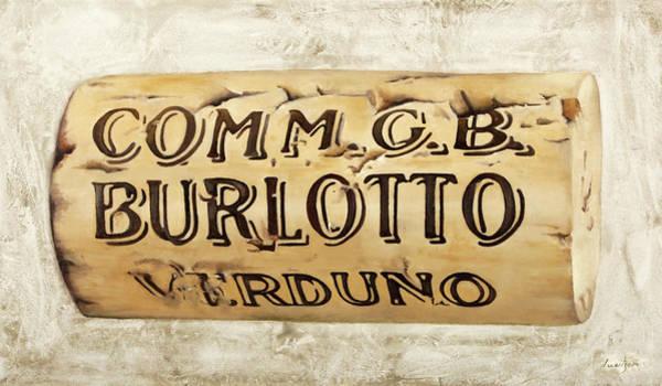 Wall Art - Painting -  Gb Burlotto by Guido Borelli