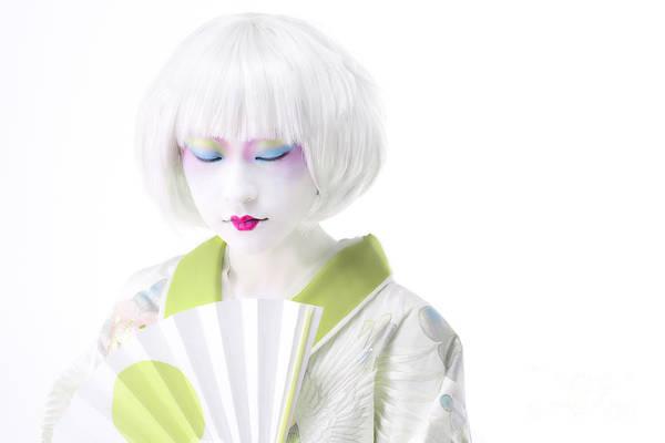 Cosplay Photograph - Geisha by Erin Pimm
