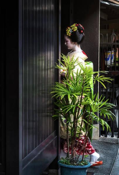 Photograph - Geisha Girl by Matt Shiffler