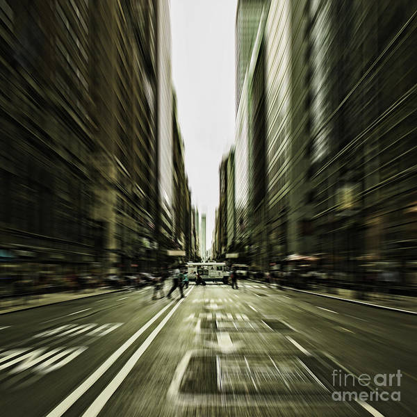 Wall Art - Photograph - Gelati Rush by Andrew Paranavitana