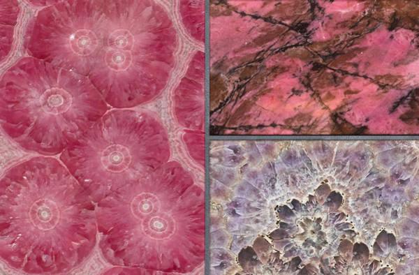 Digital Art - Gem Stone Decor - Modern Decor  by OLena Art Brand