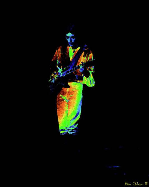 Photograph - Genber #7 Enhanced In Cosmicolors #2 by Ben Upham