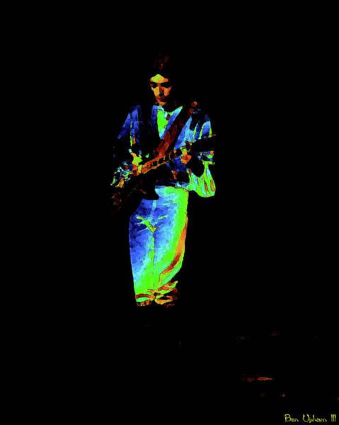 Photograph - Genber #7 Enhanced In Cosmicolors by Ben Upham