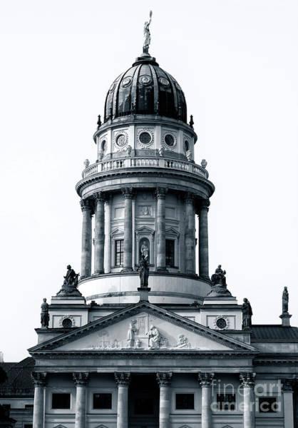Wall Art - Photograph - Gendarmenmarkt Churches by John Rizzuto